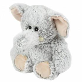 BOUILLOTTE ELEPHANT COZY PELUCHE