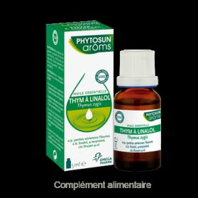 PHYTOSUN Aroms Huile Essentielle de Thym à Linalol 5ml