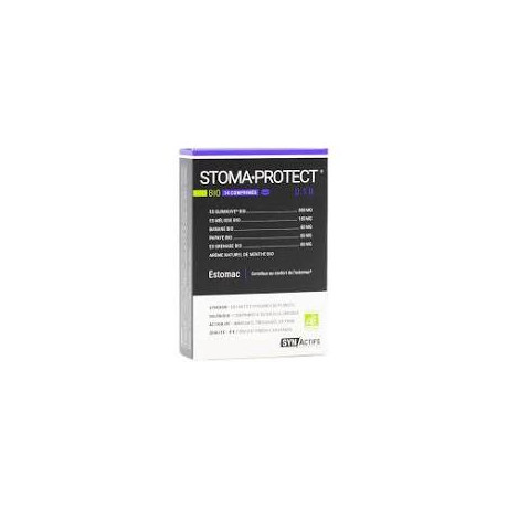 SYNACTIFS STOMA PROTECT BIO 14 COMPRIMES