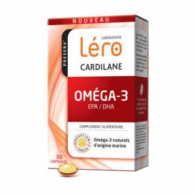 LERO CARDILANE 30 CAPSULES