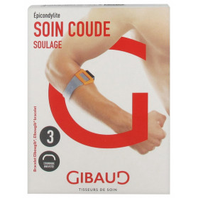 Gibaud Elbowgib Orthèse de Coude - Taille : Taille 3