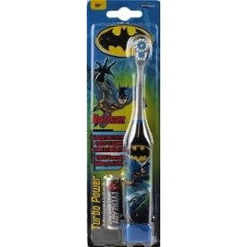 Brosse à dents électrique Batman turbo power