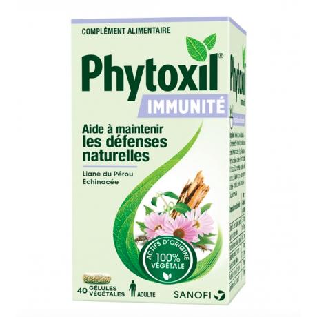 PHYTOXIL IMMUNITE 40 GÉLULES VÉGÉTALES