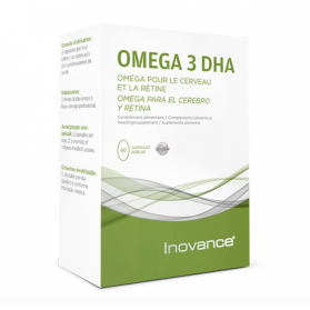 INOVANCE OMEGA 3 DHA 60 CAPSULES