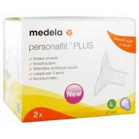 Medela Personalfit Plus 2 Téterelles - Taille : Taille L