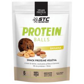 STC Nutrition Protein Balls 42 g - Goût : Banane