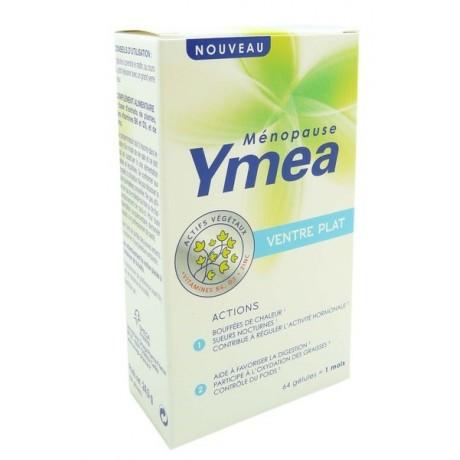 YMEA Ménopause ventre plat boite de 64 gélules