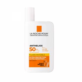 LA ROCHE POSAY Anthelios fluide Invisible Sans Parfum SPF50+ 50ML