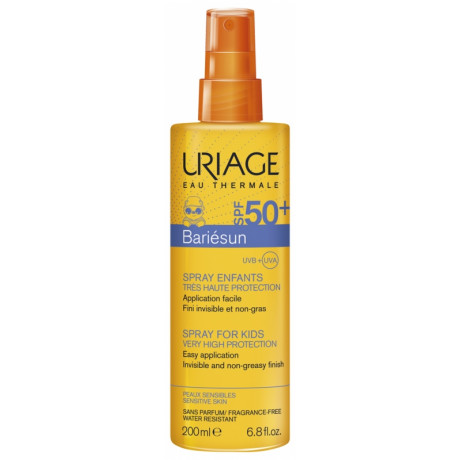 URIAGE Bariesun Spray Enfant SPF50+ 200ml