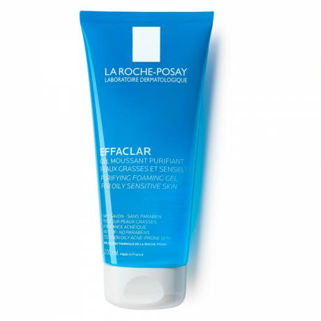 La Roche Posay Effaclar gel moussant purifiant peaux grasses et sensibles 200ml
