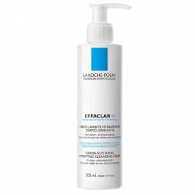 La Roche-Posay Effaclar H Crème Lavante Hydratante Dermo-Apaisante 200 ml