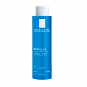 LA ROCHE-POSAY Effaclar - lotion astringente micro-exfoliante, 200ml
