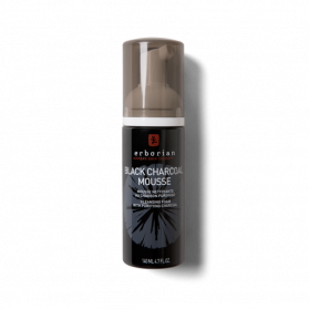 Erborian black charcoal mousse 140ml