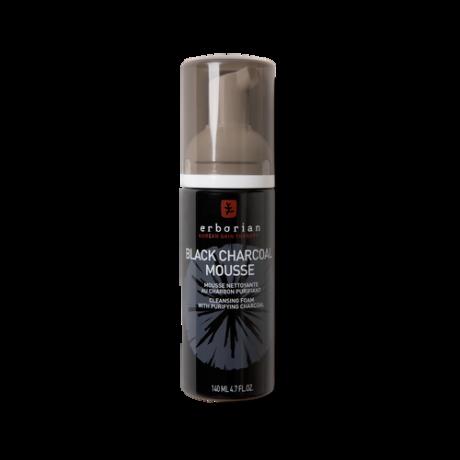 Erborian black charcoal mousse 140ml