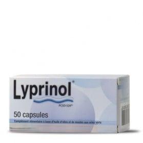 Lyprinol 50 capsules