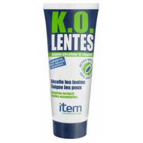 Item Dermatologie KO Lentes Baume Décolleur et Répulsif 100 ml