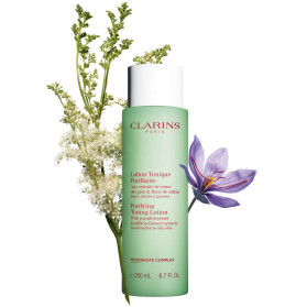 Clarins Lotion Tonique Purifiante 200ml