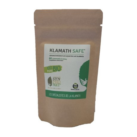 Klamath Safe 60 comprimés