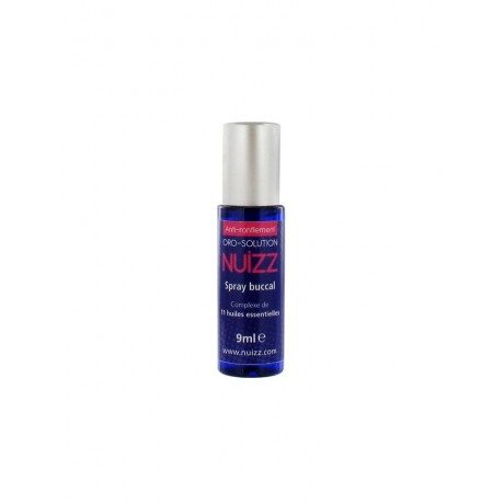 NUIZZ oro-solution spray buccal Anti-Ronflement 9ml