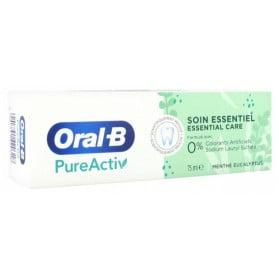 Oral-B Dentifrice PureActiv Soin Essentiel 75 ml