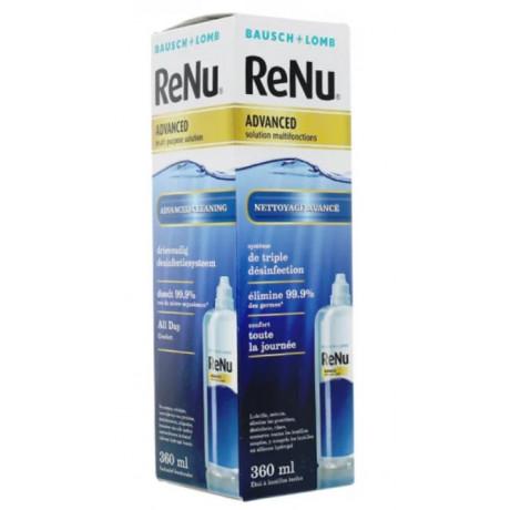 ReNu advanced solution lentilles multifonctions 360ml