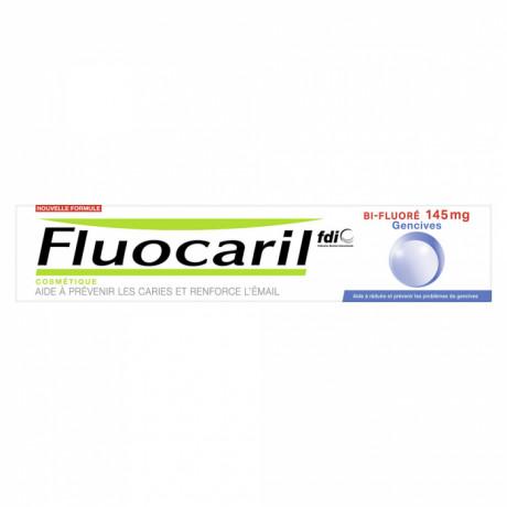 Fluocaril bi-fluore gencive menthe 75ml