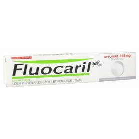Fluocaril Dentifrice Blancheur Bi-Fluoré 75 ml