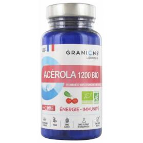 Granions Acérola 1200 Bio 30 Comprimés