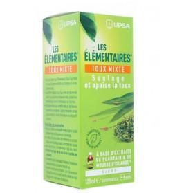 UPSA Les élémentaires Sirop Toux mixte 120 ml