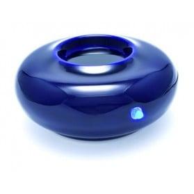 Santessence Diffuseur d'arômes électrique en porcelaine anglaise bleu cobalt