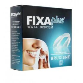 FIXAPLUS dental bruxisme gouttière dentaire bleu azur