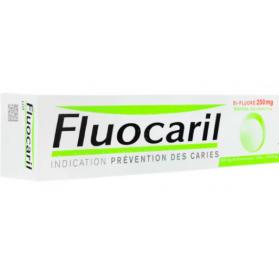 Fluocaril Bi-Fluoré 250 mg dentifrice menthe 75ml
