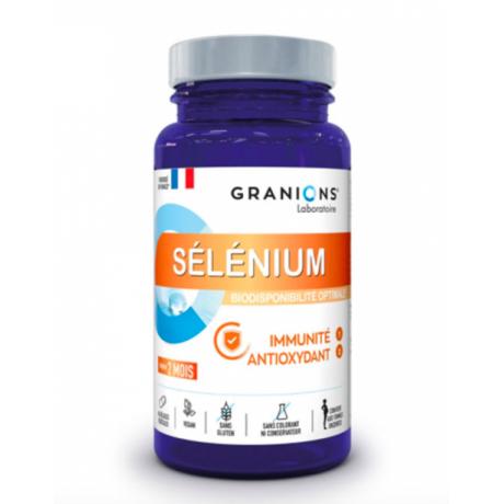 GRANIONS Sélénium 60 gélules