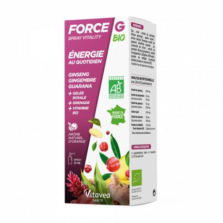 Force G spray vitality BIO 15ml