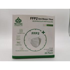 Masque FFP2 demi masque filtrant boite de 20 unités