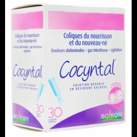 Boiron Cocyntal solution buvable 30 unidoses