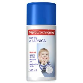 Mercurochrome Spray à l'Arnica 100 ml