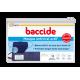BACCIDE masque antiviral actif Categorie 1 adulte 20 lavages