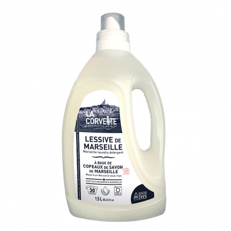 LA CORVETTE Lessive liquide de Marseille – 1,5L