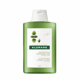 Klorane shampooing seboregulateur à l'ortie BIO 200ml