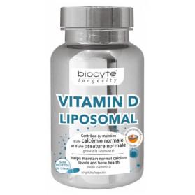 Biocyte Longevity Vitamin D Liposomal 30 Gélules
