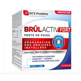 Forté Pharma Brulactiv fort 60 gélules