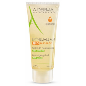 A-derma Epithéliale A.H Duo Massage Gel-Huile de Massage 100 ml