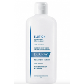 DUCRAY elution shampooing doux réequilbrant 200ml