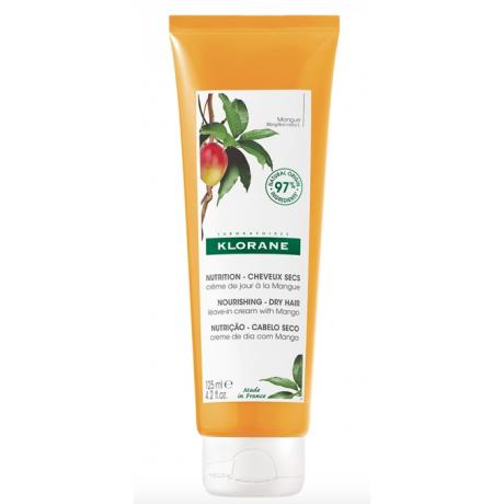 Klorane crème de jour à la mangue 125ml