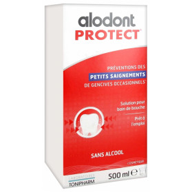 Alodont Protect Solution Pour Bain de Bouche 500 ml