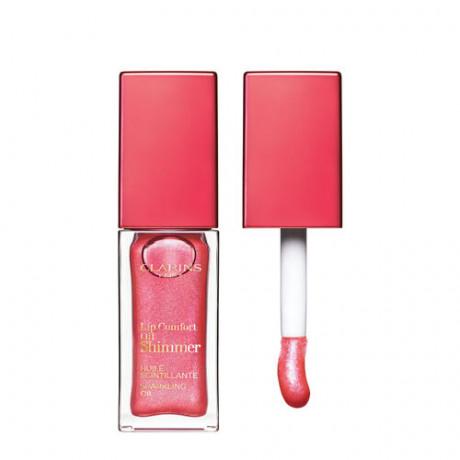 CLARINSLip Comfort Oil Shimmer Teinte-04 pink lady 7ml
