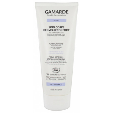 Gamarde Atopic Soin Corps Dermo-Réconfort Bio 200 ml