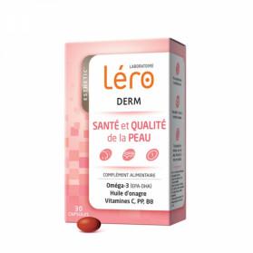 Léro derm nutrition anti-âge 30 capsules