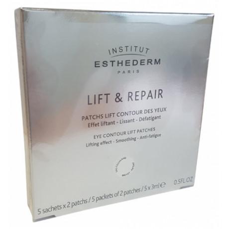 Esthederm Lift & Repair Lift Contour des Yeux 5 x 2 Patchs
